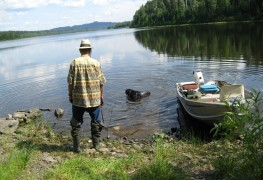 Choosing the right fishing tackle