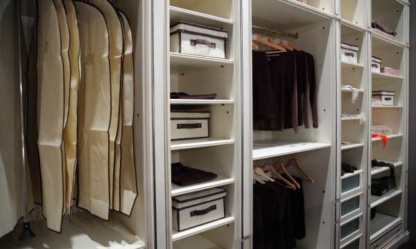 5 Clothing storage strategies