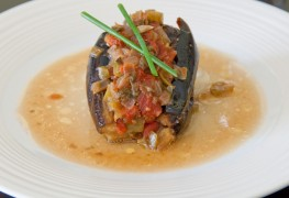 Magic foods for better blood sugar:  eggplant