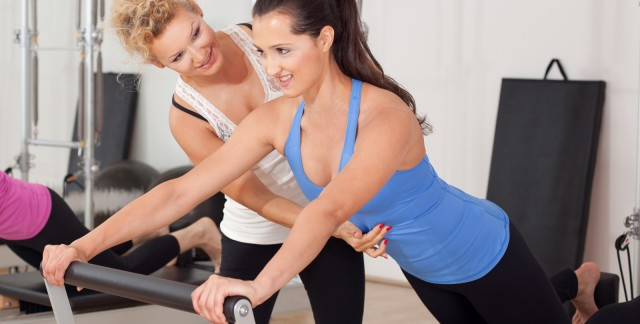 The newest trend: Women-only gyms