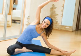 A beginner's guide to yoga stretches