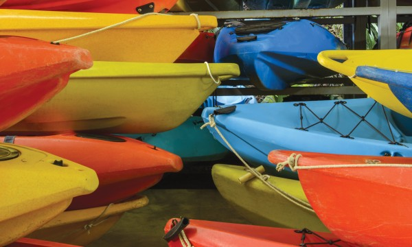 How to find the right type of kayak for you