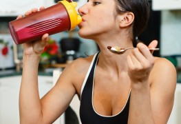 Do training and dietary supplements go hand in hand?