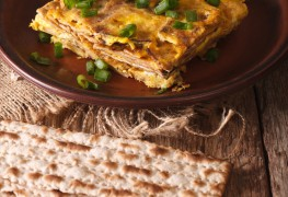 7 family-friendly snacks for Passover