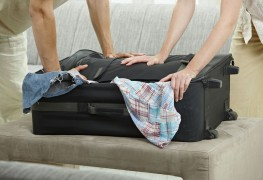 How to efficiently organize your luggage