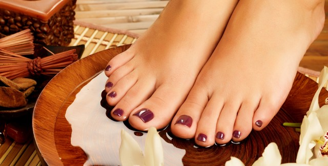 The best ways to pamper your feet at home