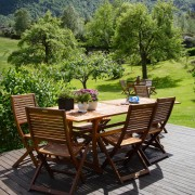 6 ways to care for 4 kinds of patio furniture