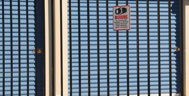 Regulations for self-storage services