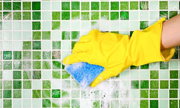 Cleaning toilets the green way