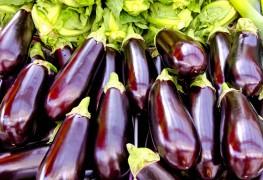 Vegetables for vitality: eggplant