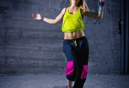 Get the scoop on the origins and benefits of Zumba