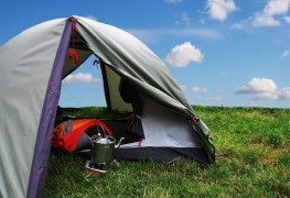 Selecting the right camping gear for your Canada Day weekend getaway