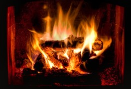 Tips on cleaning and lighting a fireplace and choosing a fire extinguisher