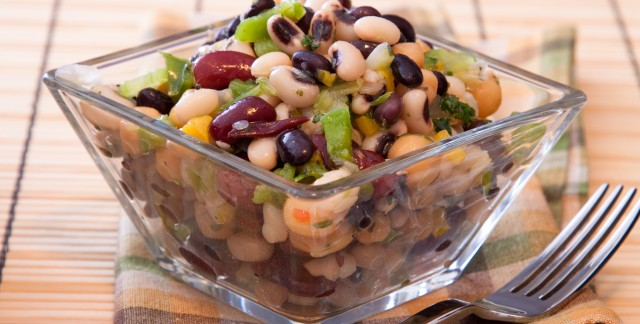 Superfoods to try: legume seeds and soy