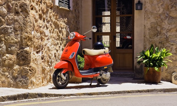 Hints for charging your electric scooter