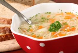 Feel better with these 2 savoury chicken soups