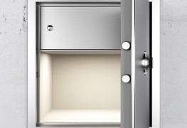 Is the installation of a safe something I can do on my own?