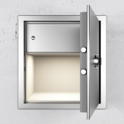 Secure valuables with a home safe