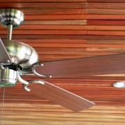 Five simple steps for repairing a ceiling fan