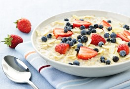 Nutritious breakfasts: a healthy guide to oatmeal