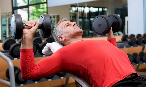 How to stay fit over the age of 40