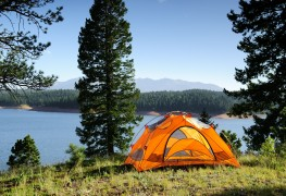 8 essential items for your next camping trip