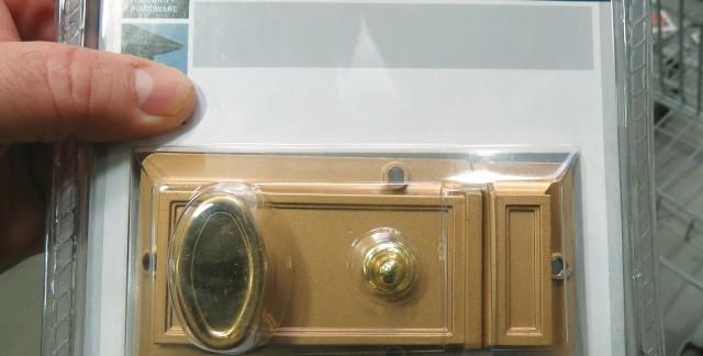 Are rim locks safe?