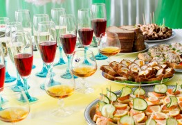 8 appetizers for your New Year's Eve party