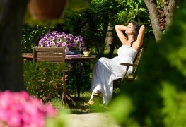 8 ideas for planning a garden and backyard