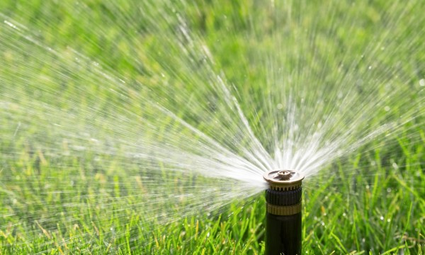 Image result for Sprinkler Systems Installation istock