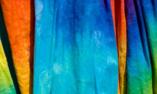 Best dyeing techniques for adding fun and colour to fabrics