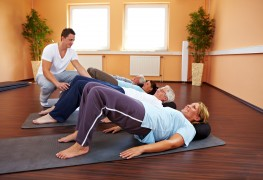 8 Simple exercises to help alleviate back pain