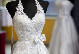 Hints to help you select the perfect wedding dress fabric