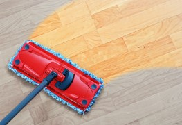 4 easy solutions for sparkling clean floors