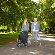 Expert advice on sprains, strains and crutches