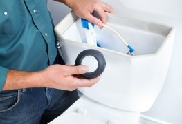 Common toilet problems and solutions