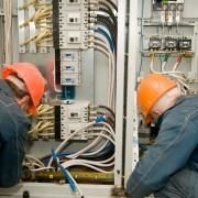 Industrial electricians: highly trained and high in demand