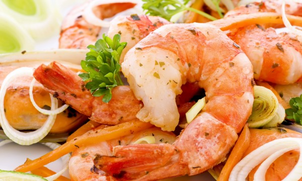 Eat healthier with these 2 shrimp dishes