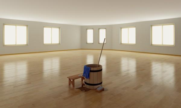 Simple ways to keep your wood floors pristine