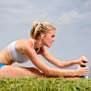 Challenging leg stretches for an advanced exercise routine