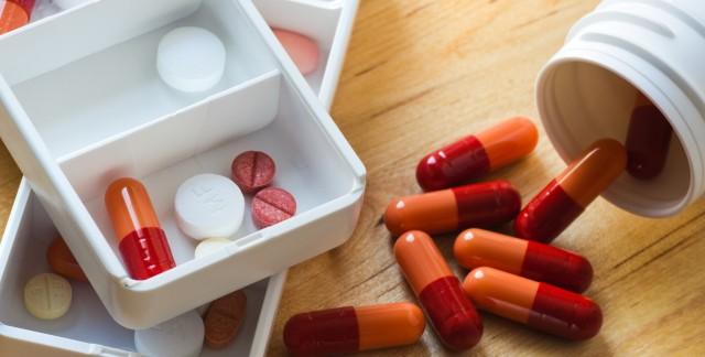 Smarter medicine storage