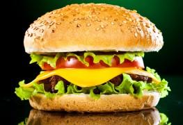 Mindful ingredients: 2 beefy burgers