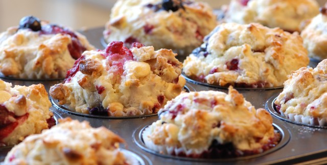 2 berry breakfast recipes