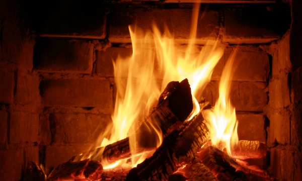 How to build an efficient fireplace