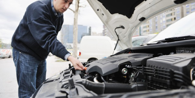Easy fixes for car engine issues