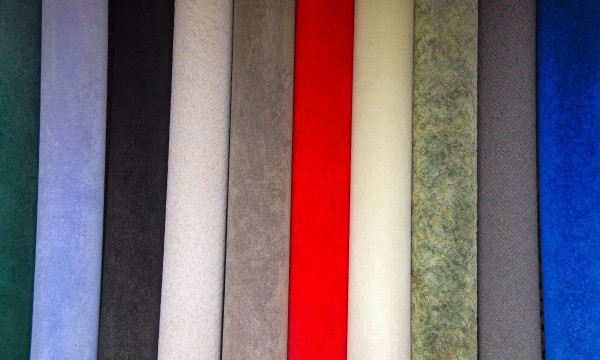 Choosing and preparing fabric for hooked rugs