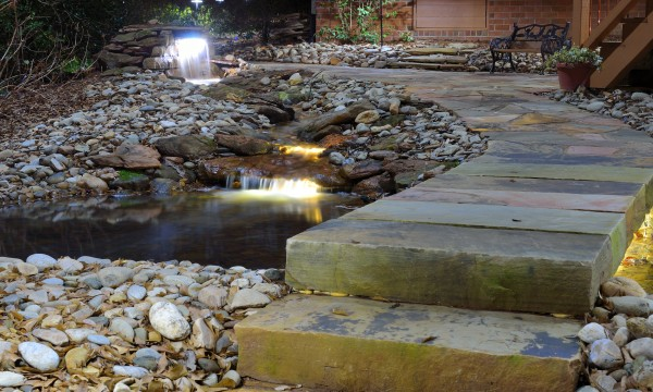 Everything you need to know about low-voltage landscape lighting