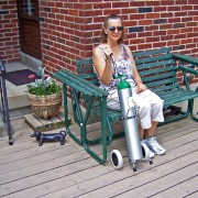 Choosing a portable oxygen generator
