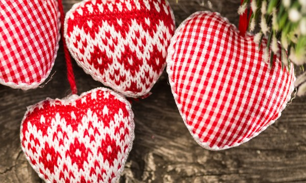 Creative Diy Ideas For Festive Fabric Christmas Ornaments Smart Tips