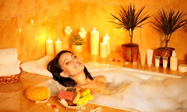Rebalancing baths: 2 natural preparations to try